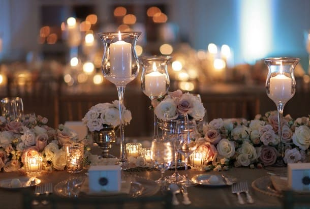 Affordable DIY Vintage Wedding Centerpieces. I love introducing all of your Rustic Wedding Chic readers to people I love in the wedding world and today I am happy to showcase a great guest blog post by Mandy Forlenza who is the voice behind the lifestyle blog.