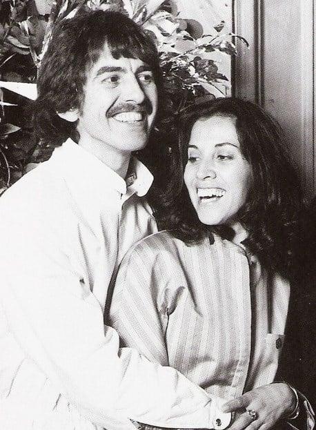 Olivia Harrison Con George