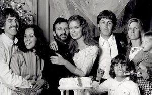 Boda de Ringo Starr y Barbara Bach
