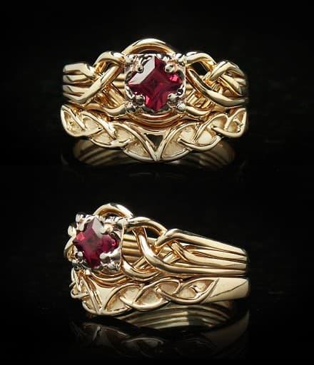 anillo de Guinevere