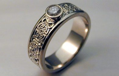 Actrices Wedding Rings