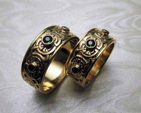 alianzas celticas del siglo octavo