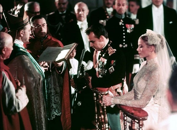boda de grace kelly in monaco