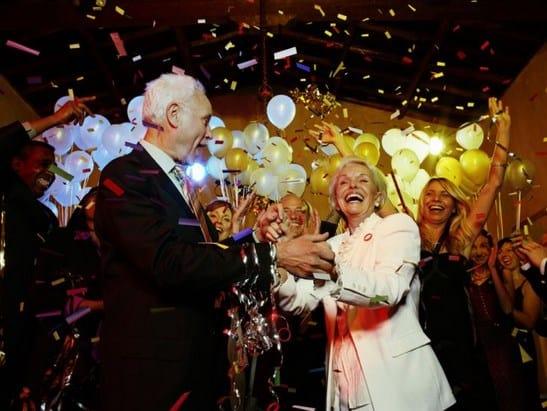 boda de oro fiesta