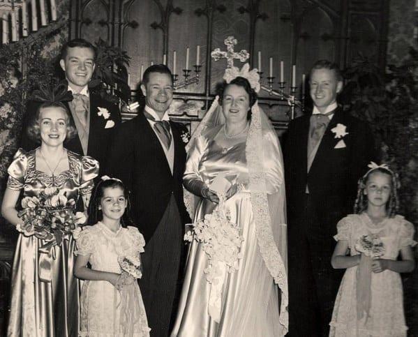 boda de plata en iglesia
