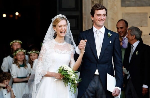 boda de amedeo de belgica