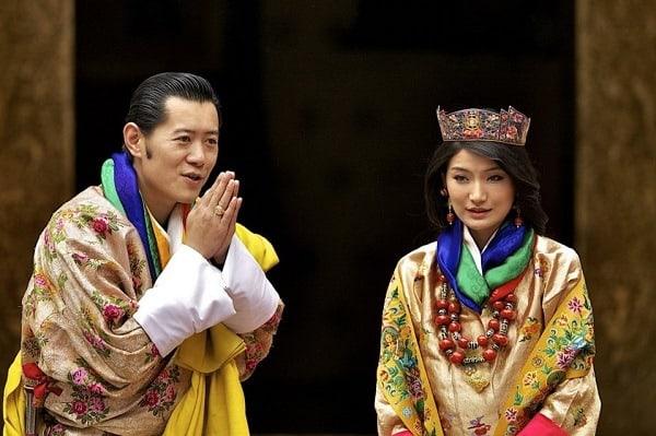 principe de butan se casa