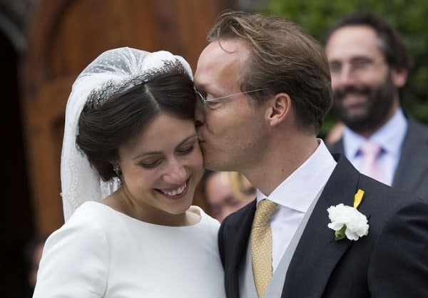 boda de principe de holanda