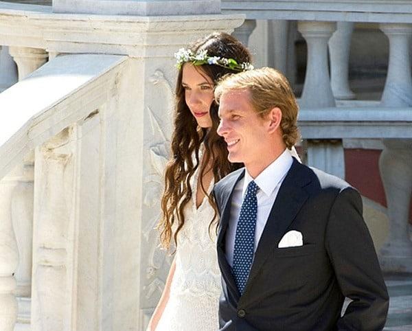 boda de Tatiana Santo Domingo y principe de monaco