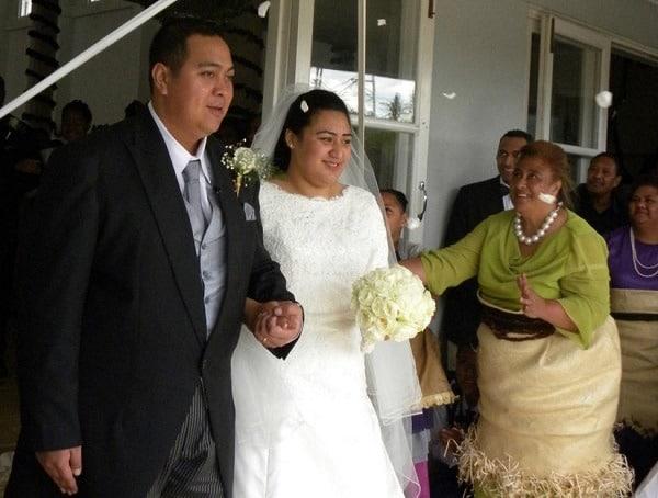 principe de tonga se casa con su prima
