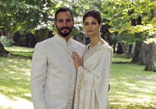 boda de principe y Kendra Salwa Spears