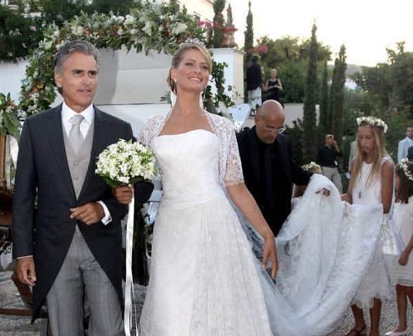 tatiana blatnik y principe de grecia boda