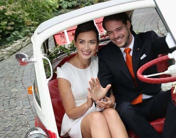 boda de Claire Lademacher y Felix