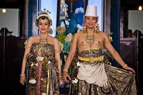 boda de hija de sultan indonesio
