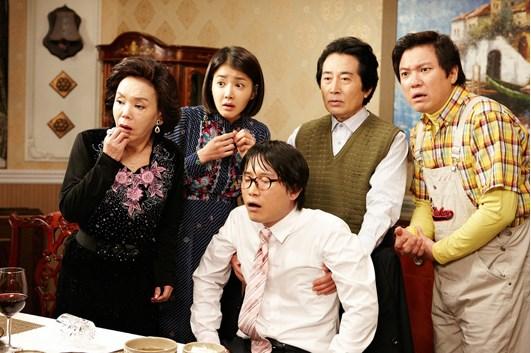 encuentro de dos familias corea