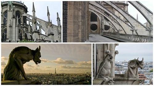 estilo gotico en catedral