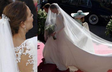boda de eva gonzalez