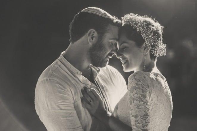 Shalom Amor: Cómo se Celebra una Boda en Israel - Bodas originales