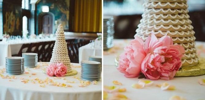 tarta de boda de suecia