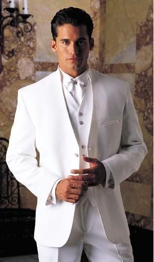 vestido de novio blanco