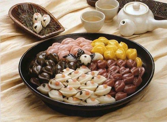 tartas de boda del mundo coreanas