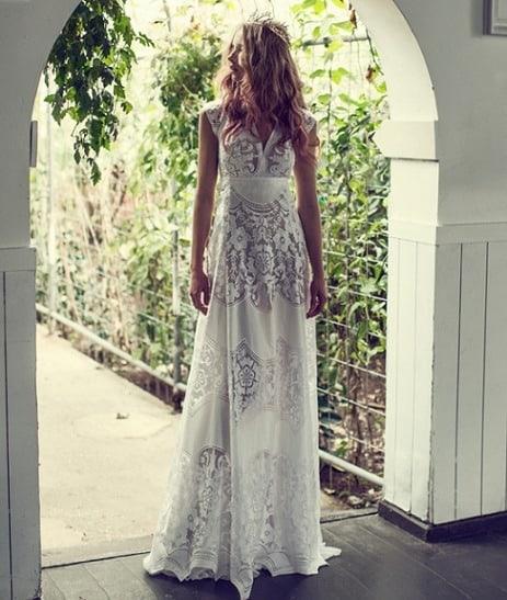 hareli vestido