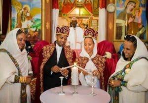 Boda Cristiana en Etiopia