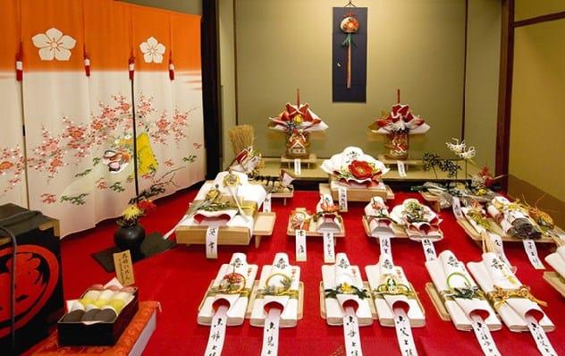 Ceremonia de boda en Japón