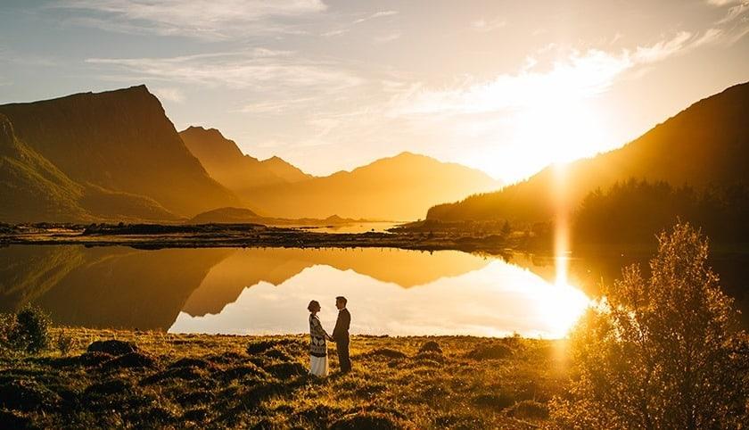 boda en noruega