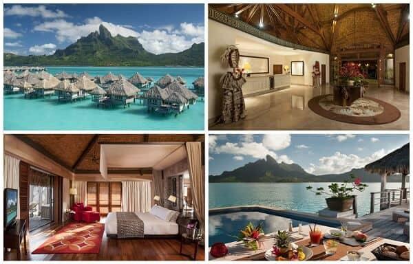 resort regis isla bora bora