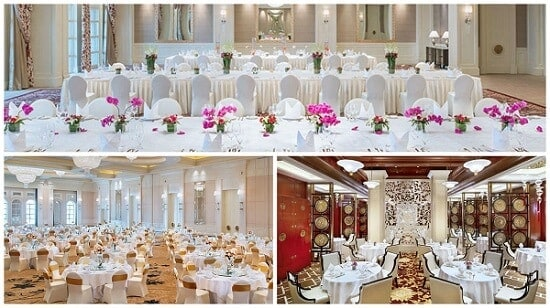 boda en hotel castillo dalian