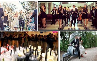 ideas originales para bodas civiles