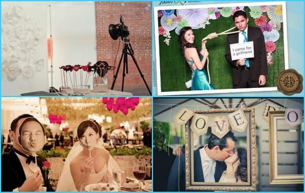 photobooth para una boda