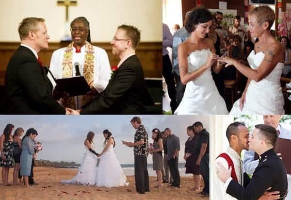 boda matrimonio gay