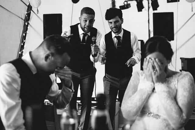 discurso de amigos en la boda