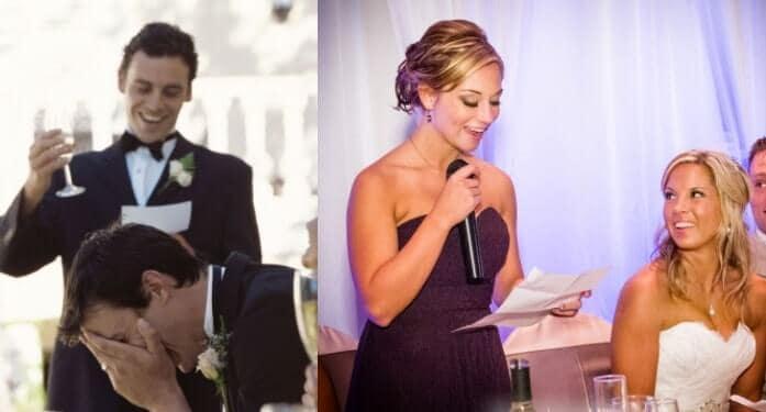 discurso de boda de amigos