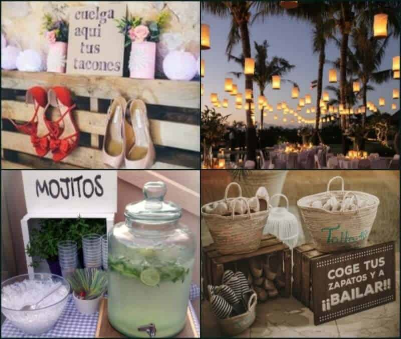 Las mejores 24 ideas originales para bodas en 2017 for Ideas originales de decoracion