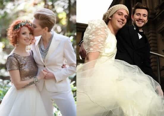 boda gay y bodas lesbicas