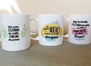 taza con nombres