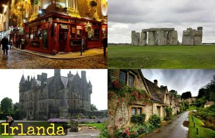 viaje de novios en Irlanda