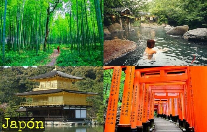 Japón como destino de viaje de novios