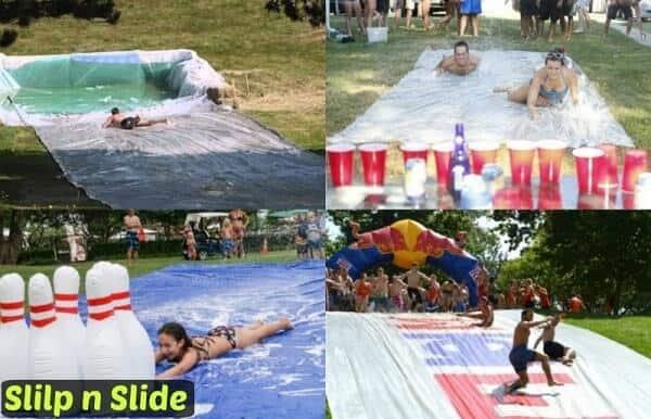 Slilp n Slide juego