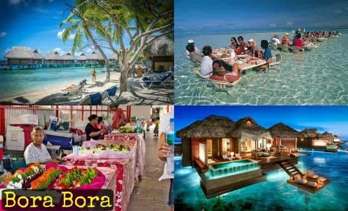 Bora Bora honnymoon