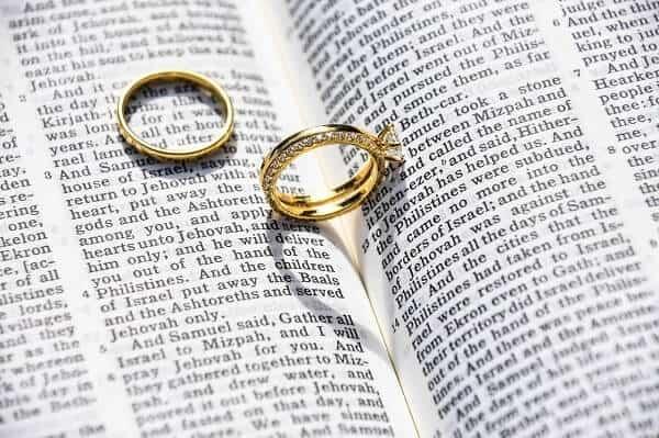 Las Mejores Frases Bíblicas Para Invitaciones De Boda