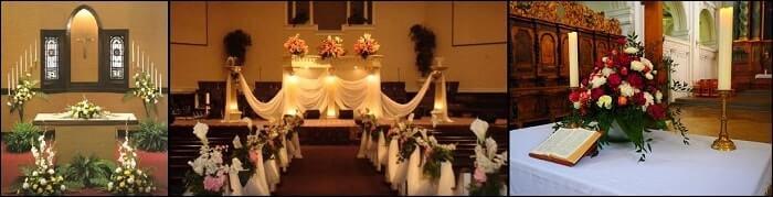 arreglos florales para boda