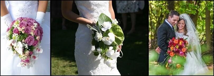 bouquet de novia y tipos de ramos - más de 50 tendencias [vídeo]