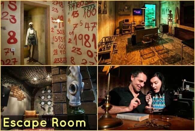 jugar escape room