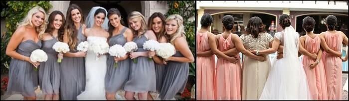 damas de compañia en bodas