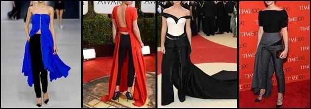 vestidos Emma Watson