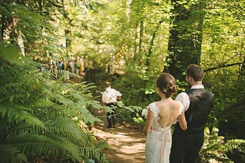 La boda del bosque